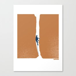 chimeny Canvas Print