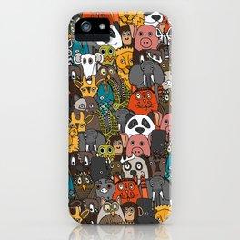 plushies iPhone Case