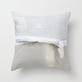 Dusts Throw Pillow