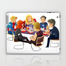 Avengers- Shawarma Laptop & iPad Skin