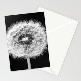 missing dandelion Stationery Cards
