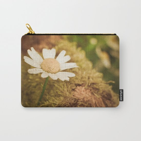 Daisy nature Carry-All Pouch