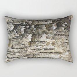 BIRCH TREE BARK Rectangular Pillow