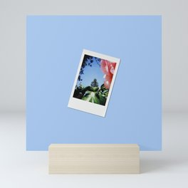 Retro Photo: Rosie Mini Art Print