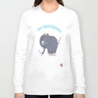 ellie goulding Long Sleeve T-shirts featuring Ellie by Mishell
