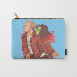 peter & gamora Carry-All Pouch