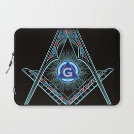 Freemason Symbol Laptop Sleeve