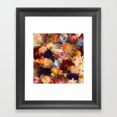 Celebration Bouquet Framed Art Print