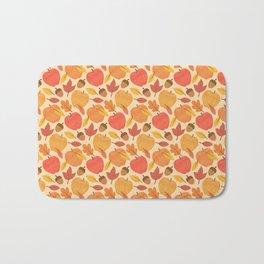 Apple season Bath Mat