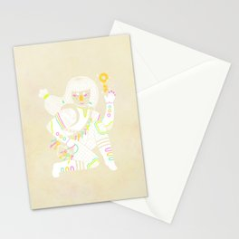Keeper of the Keys Stationery Cards