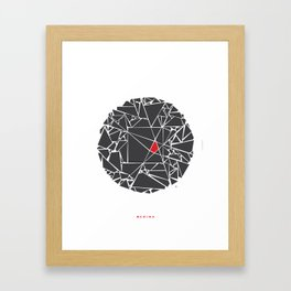 Medina 2 Framed Art Print