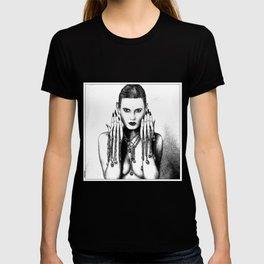 asc 801 - Les coeurs trophées (Doom is in the heart) T-shirt
