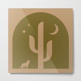Desert Dweller Metal Print