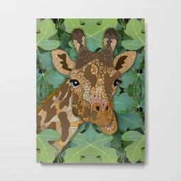 In the Jungle Metal Print