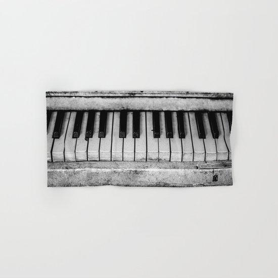 The piano Hand & Bath Towel