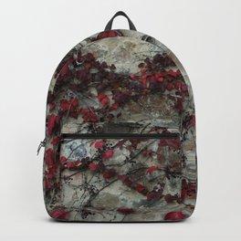 Edera - Castello Banfi - Tuscany Backpack