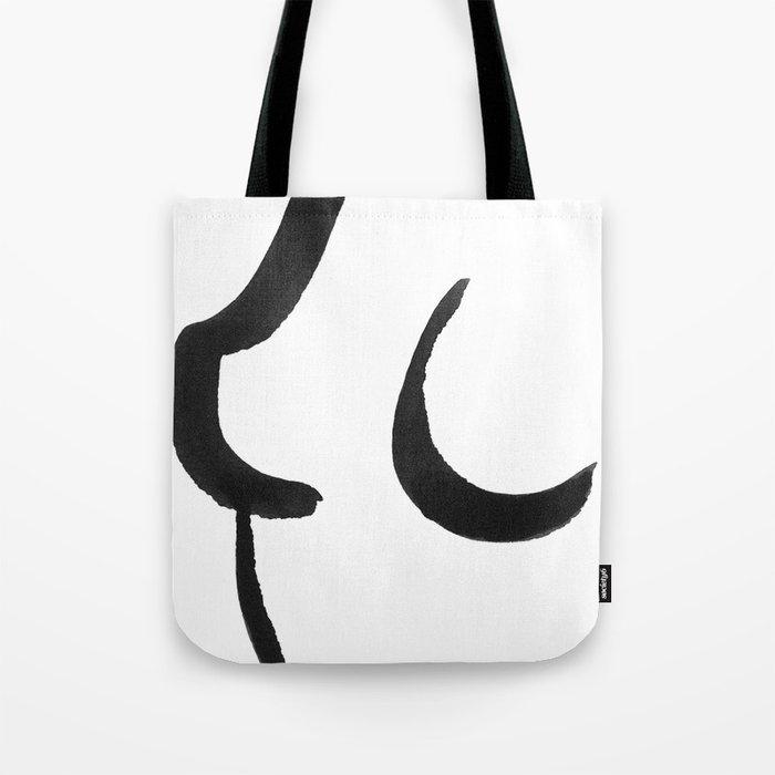 FEMININE NO.002A Tote Bag