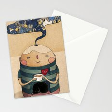 Coffee Break Stationery Cards