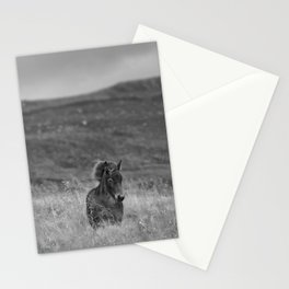 Tough guy Stationery Cards
