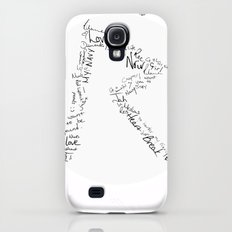 Rihanna 's R Slim Case Galaxy S4