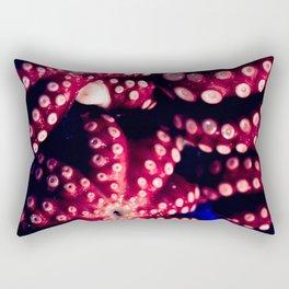 Octopi, Tsukiji Fish Market, Japan, Food Art Photo Rectangular Pillow