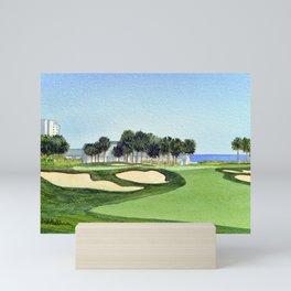 The Dunes Golf Club Myrtle Beach South Carolina Mini Art Print
