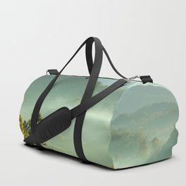 Smoky Mountain Sunrise Duffle Bag