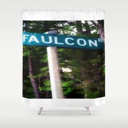 Faulcon Shower Curtain