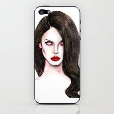 Serial Killer  iPhone & iPod Skin