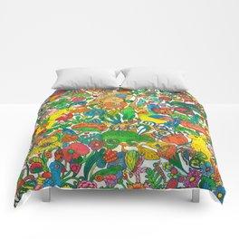 Tiny world Comforters