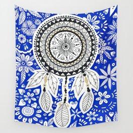 Dreamcatcher Mandala Wall Tapestry