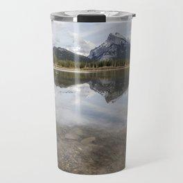 Vermilion Lakes, No. 1 Travel Mug