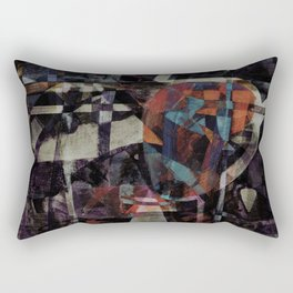 disquiet twenty five (I'm absent from the place I ought to be) Rectangular Pillow