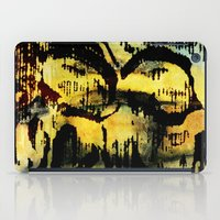 twins iPad Cases featuring twins by clemm