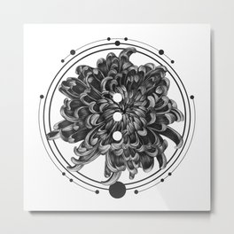 Elliptical III Metal Print