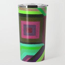 Love and Logic Colour Variation2 Travel Mug