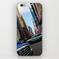 New York City Time Square NYC iPhone & iPod Skin