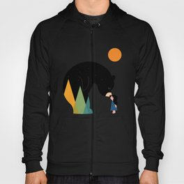 Nose To Nose Hoody