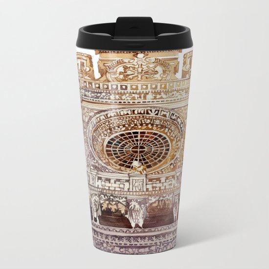Lecce Metal Travel Mug