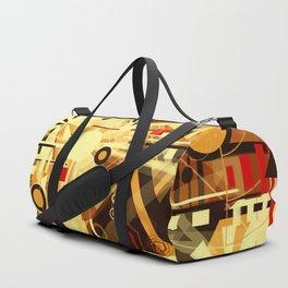 Opening Lotus Duffle Bag