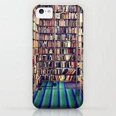 Books iPhone 5c Slim Case