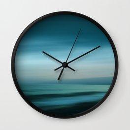 Dreamscape #1 - Seascape Dream Wall Clock