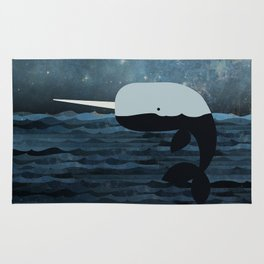 Whale Tales Rug