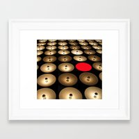 disco Framed Art Prints featuring Disco by Jose Luis