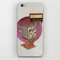 walrus iPhone & iPod Skins featuring Walrus by Imanol Buisan