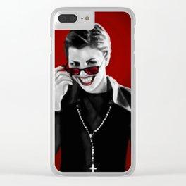 Nancy Clear iPhone Case