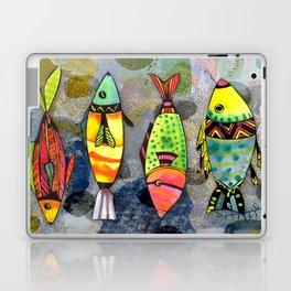 Tribal Fish Laptop & iPad Skin