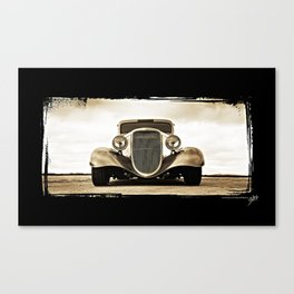 1933 Ford Coupe Canvas Print
