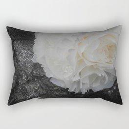 Crystal Peony by Teresa Thompson Rectangular Pillow