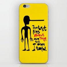 Best Lies iPhone Skin